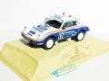 Rallye Paris Dakar 1984 Metge-Lemoyne PORSCHE 911