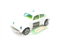 Corgi Jr. 1973 Whizzwheels Police Car VOLKSWAGEN (Loose)