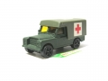 Corgi Junior Whizz Wheels Red Cross LAND ROVER