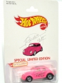 Hot Wheels 1994 Randys Stuff VW BUG (pink)