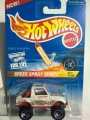 Hot Wheels 1997 Speed Spray STREET ROADER