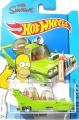 Hot Wheels 2013 The Simpsons THE HOMER