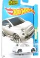 Hot Wheels 2014 FIAT 500