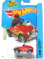 Hot Wheels 2014 PEDAL DRIVER