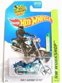 Hot Wheels 2014 Super THunt HARLEY-DAVIDSON FAT BOY