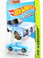 Hot Wheels 2015 Fast & Furious 70 FORD ESCORT RS1600