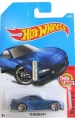 Hot Wheels 2016 TAN Blue 95 MAZDA RX-7