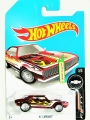 Hot Wheels 2017 Super Treasure Hunt '67 CAMARO
