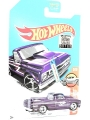 Hot Wheels 2017 FS Super Treasure Hunt 67 CHEVY C10