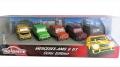 Majorette Color Edition 5-Packs MERCEDES-AMG G 63
