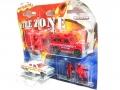 Majorette Fire Zone Coffret JAGUAR XJ6, LAND ROVER & FIGURES