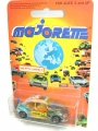 Majorette No. 202 Multi Color CIBIE Rally Car VOLKSWAGEN