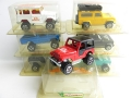 Majorette No. 244 Airelec Red 4 x 4 JEEP