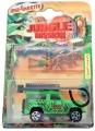 Majorette No. 266 Jungle Mission LAND ROVER 90