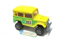 Majorette No. 277 Air Afrique TOYOTA LAND CRUISER
