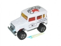 Majorette No. 277 Lions Club TOYOTA LAND CRUISER