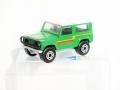 Matchbox 1986 LR Green LAND ROVER DEFENDER 90