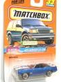 Matchbox 1997 Classic '69 CAMARO SS 396