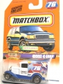 Matchbox 1998 Toy Show MODEL A FORD