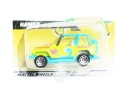 Matchbox 1999  Hawaii 50th Birthday Series JEEP WRANGLER