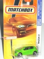 Matchbox 2007 MAZDA 2 (green)