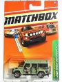 Matchbox 2009 Anaconda LAND ROVER DEFENDER 110