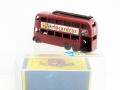 Matchbox Lesney No. 56 Peardrax LONDON TROLLEY BUS