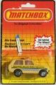 Matchbox 1983 Rallye Securite Paris Dakar 83 RANGE ROVER