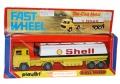 Playart Fastwheel No. 7904 SHELL TANKER