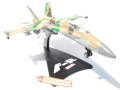 Real Toy Top Gun F-18 HORNET
