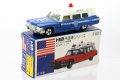 Tomica1980  F60 Cadillac Ambulance NYPD Police