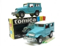 Tomica No. 2 First Edition (Early & Late) FJ TOYOTA LAND CRUISER