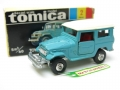 Tomica No. 2 First Edition - Early FJ40V TOYOTA LAND CRUISER