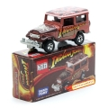 Tomy Tomica No. 2 Indiana Jones TOYOTA LAND CRUISER