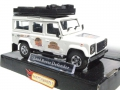 Cararama Customized Camel Trophy Adventure LAND ROVER DEFENDER