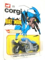Corgi 1974 BATMAN BATCYCLE MOTORCYCLE