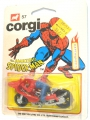 Corgi 1978 SPIDERMAN SPIDERBIKE