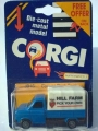 Corgi 1984 CANVAS BACK TRUCK