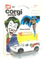 Corgi Jr. 1978 JOKERMOBILE Gt. Britain