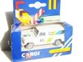 Corgi Junior 1984 BP Safari Rally LAND ROVER