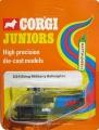 Corgi Juniors 1973 Army E34 STING MILITARY HELICOPTER