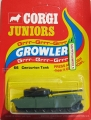 Corgi Juniors 1975 Army 66 CENTURION TANK