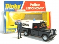 Dinky 1979 No. 277 POLICE LAND ROVER