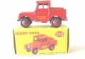 Dinky 255 Mersey Tunnel Police LAND ROVER