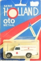 EFSI Holland Oto Red Cross LAND ROVER 109