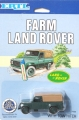 ERTL 1986 FARM LAND ROVER
