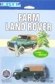 ERTL 1986 FARM LAND ROVER