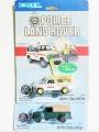 ERTL 1986 Farm & Police LAND ROVER