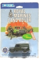 ERTL 1986 ROYAL MARINES LAND ROVER