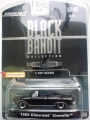 GreenLight Black Bandit 1965 CHEVROLET CHEVELLE